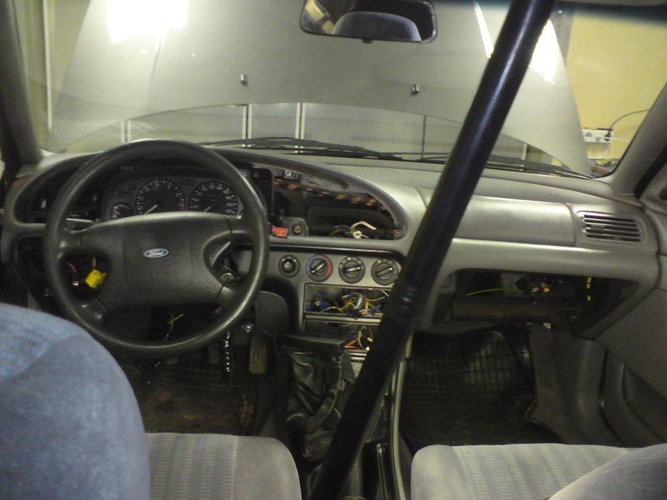 радиатор печки ford mondeo
