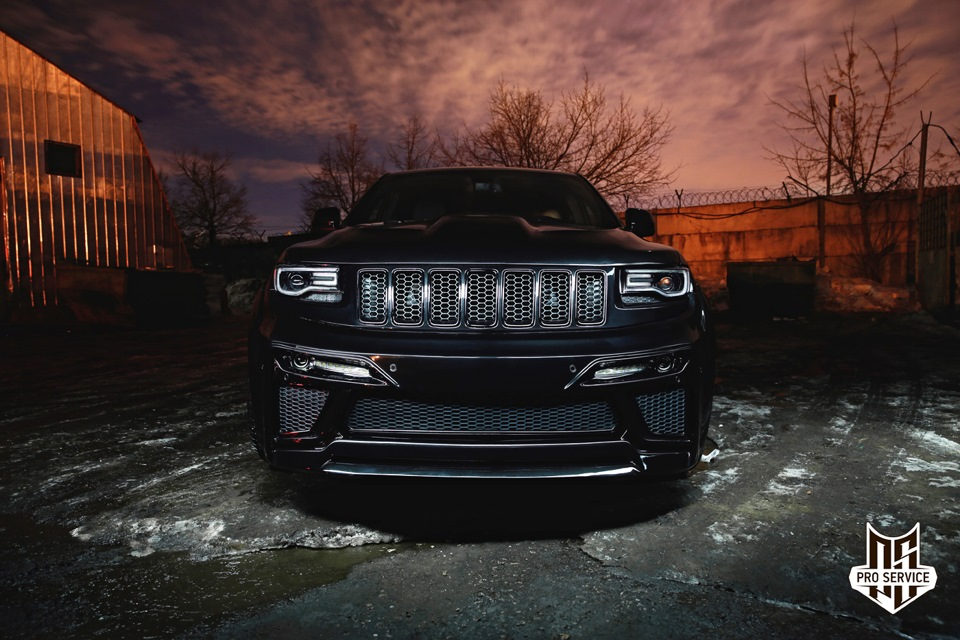 Jeep SRT8 Tyrannos by PRO