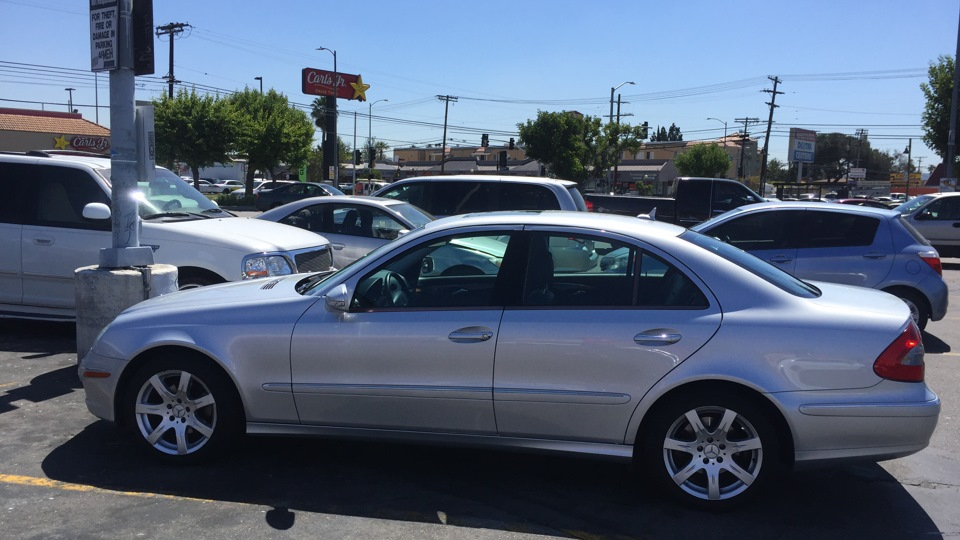 sf bay area mercedes benz e class