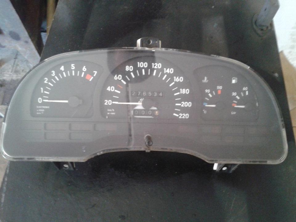 Панель Opel Vectra A. Часть