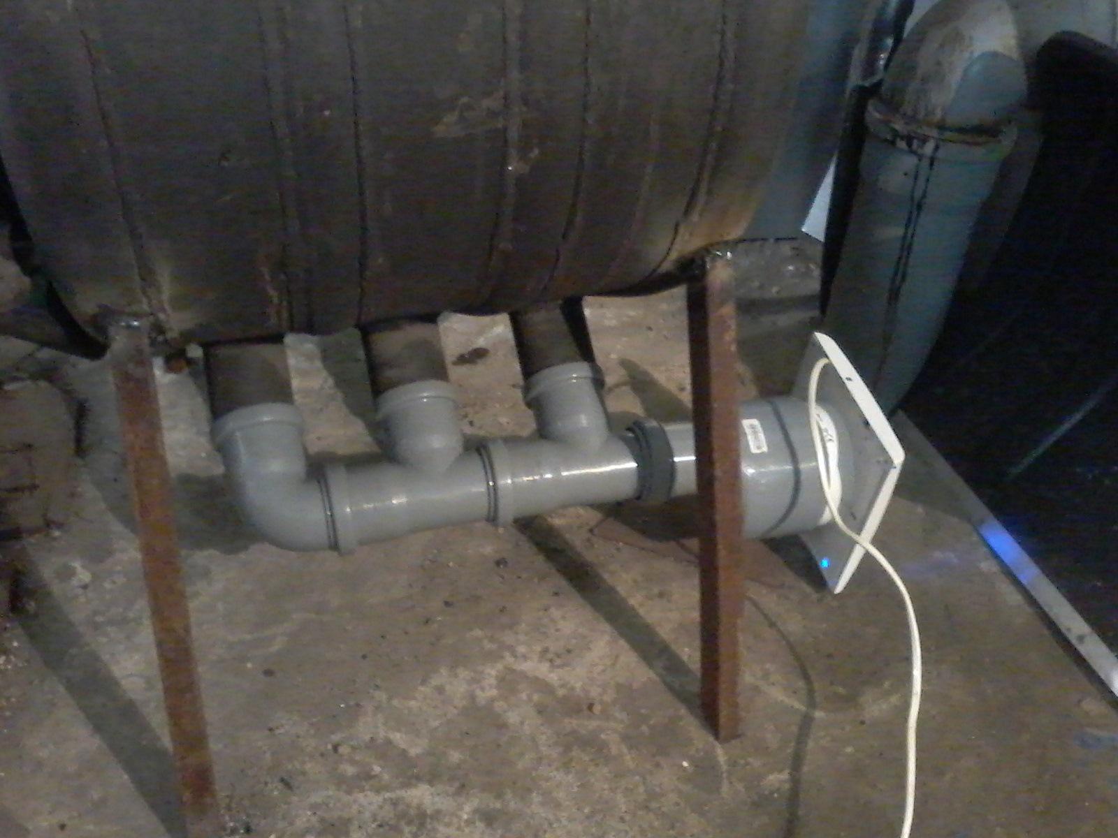 Купить трубу на вытяжку для гаража металлический гараж бу новосибирск