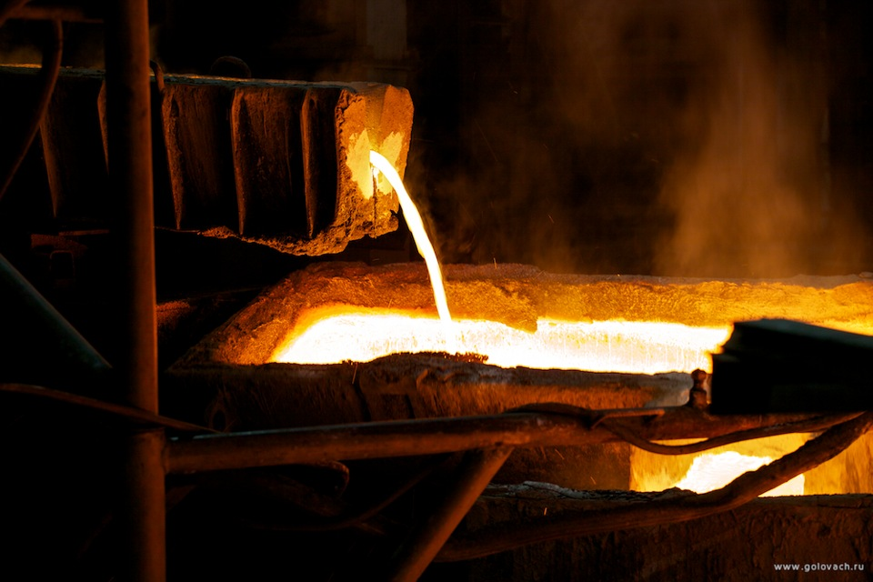 Как производить медь в домашних условиях