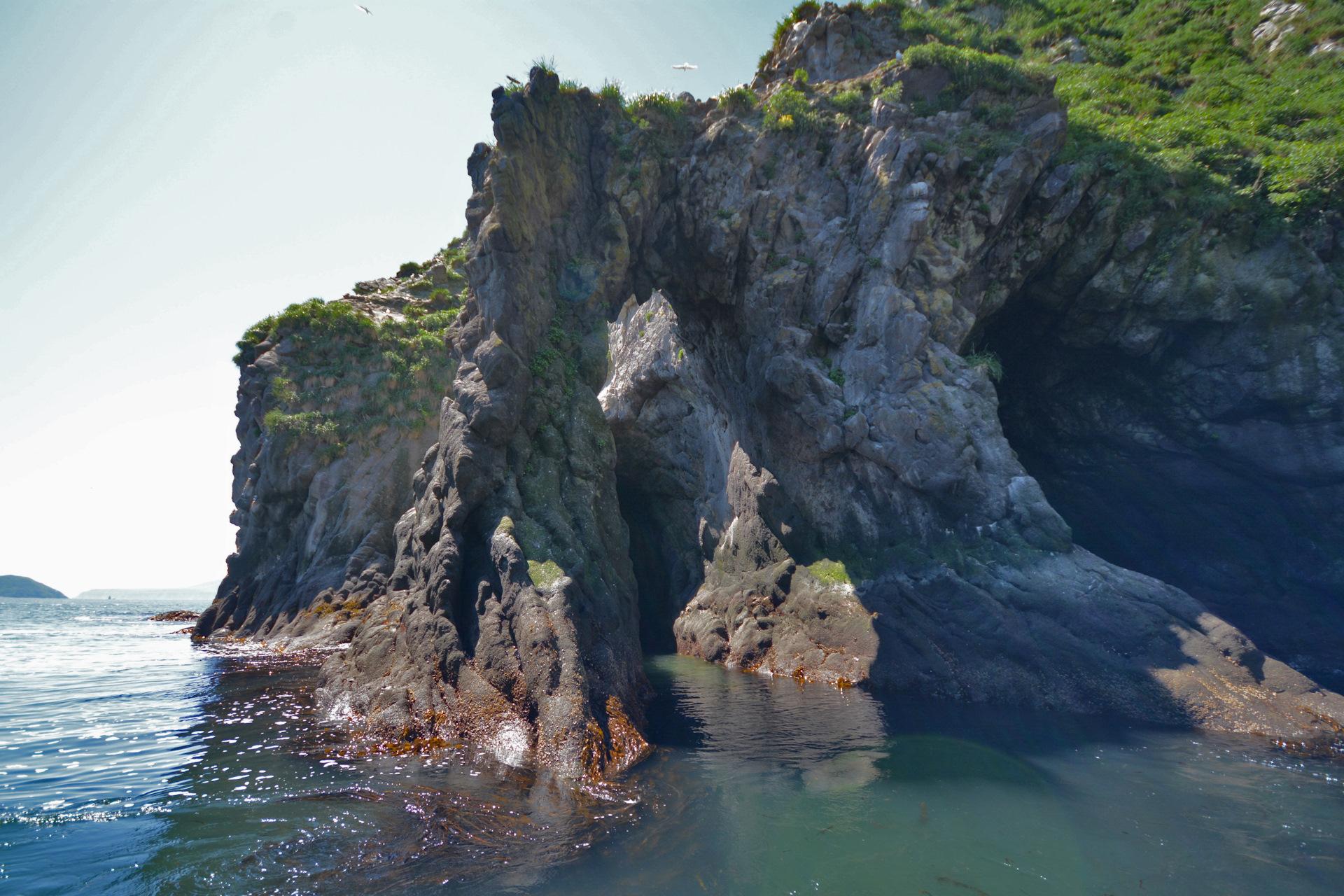 фото полет над скалами камчатки предложим несколько