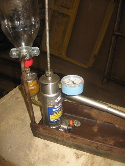 Самодельный стенд для проверки дизельных форсунок своими руками