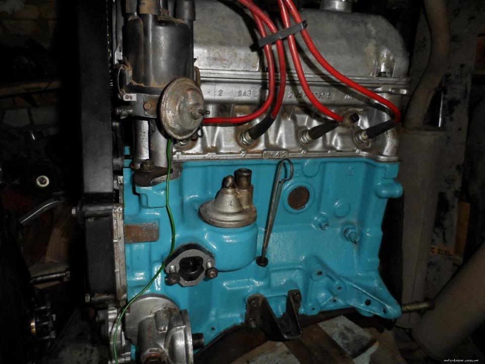 Двигатели на ваз 2105 б у