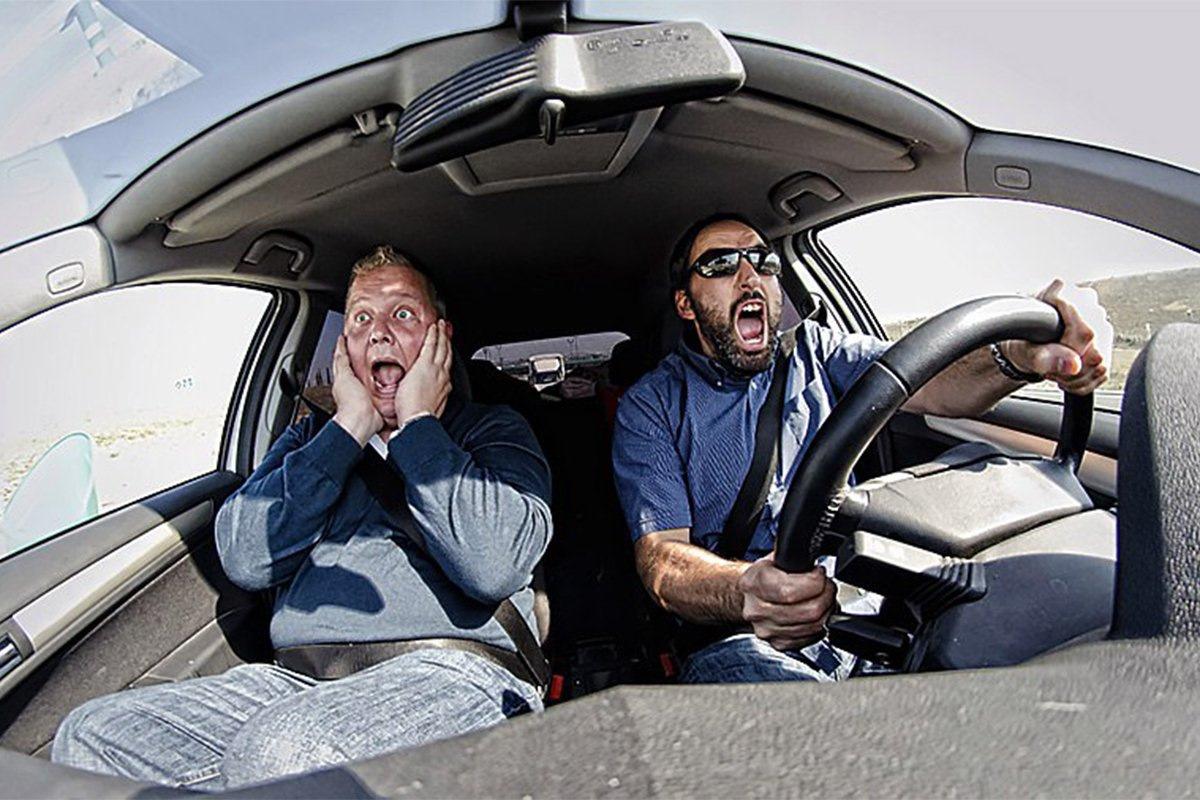 Картинки, смешные картинки ученики за рулем