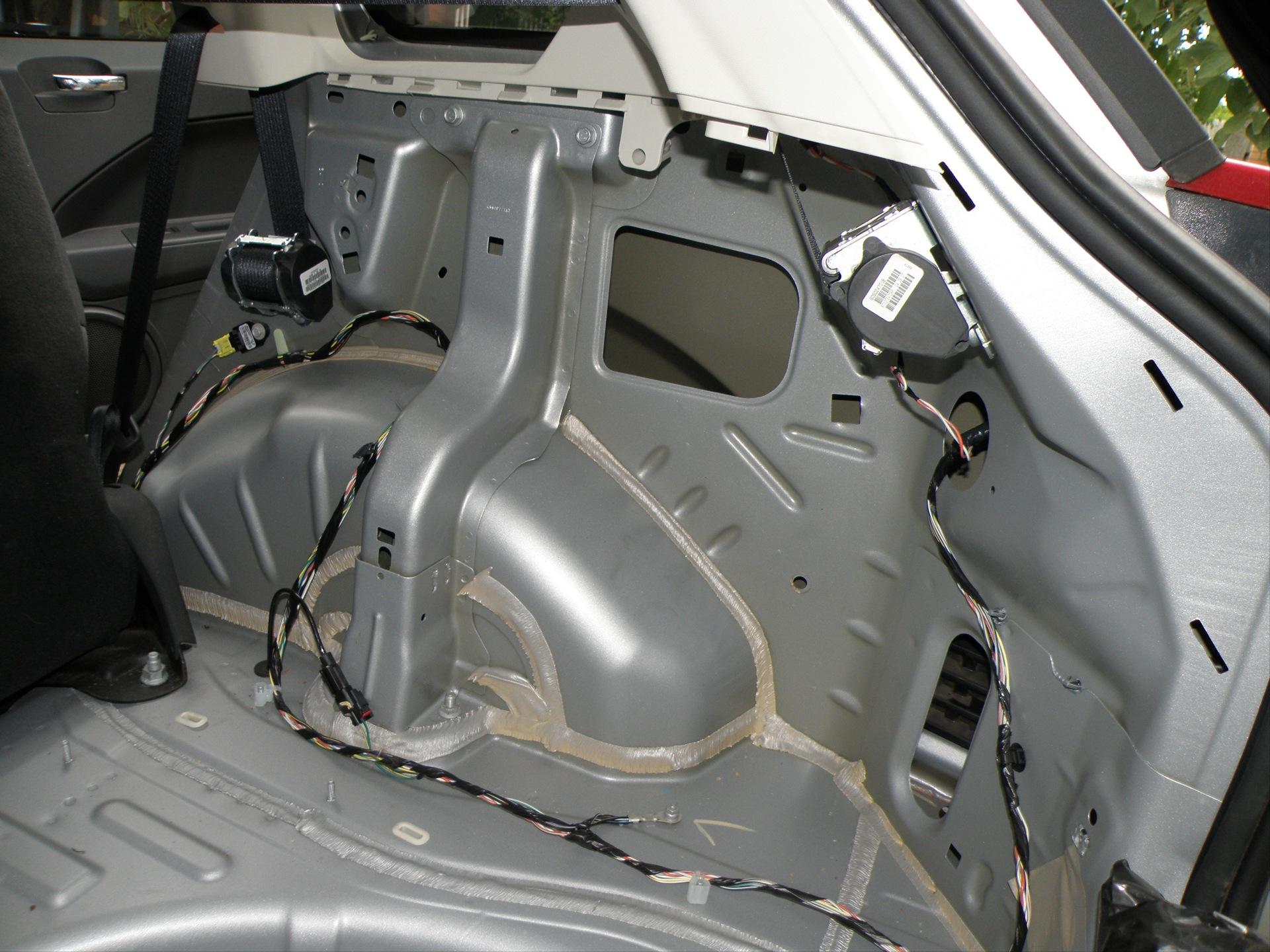 Автомобиля самодельная шумоизоляция для