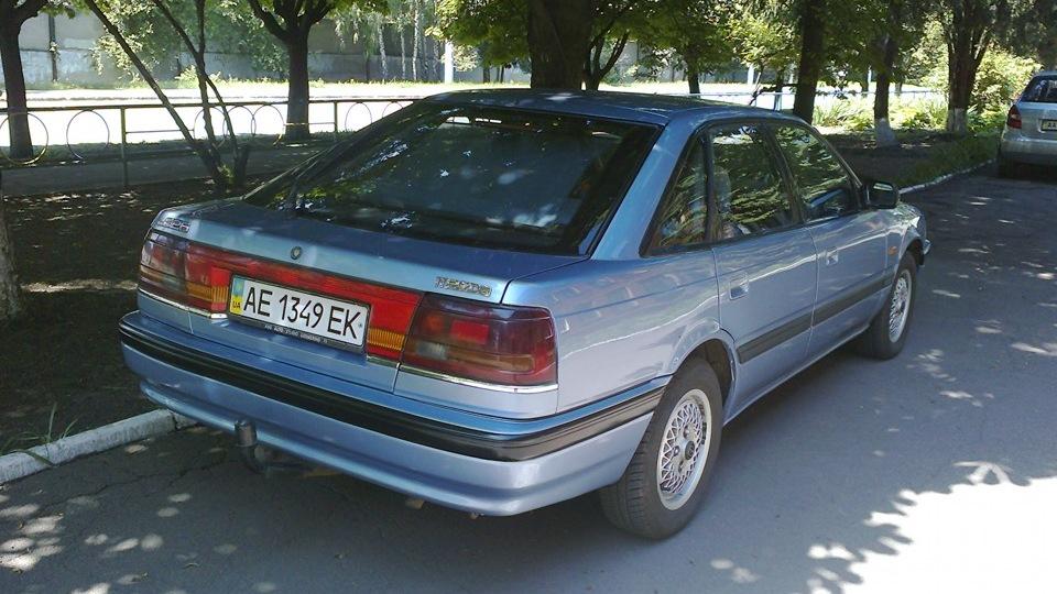 mazda 626 1988 (г.в.) дизель