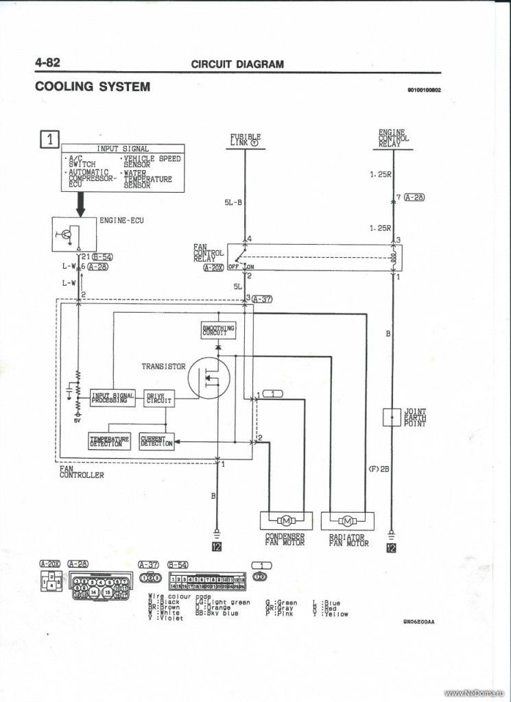 При подключении вентиляторы