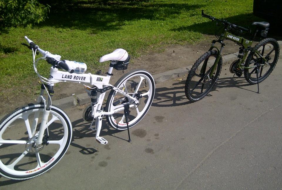 велосипед ленд ровер отзывы владельцев уменьшить боль улучшить