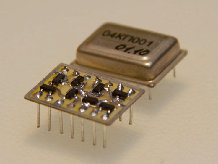 Самодельный аналог микросборки