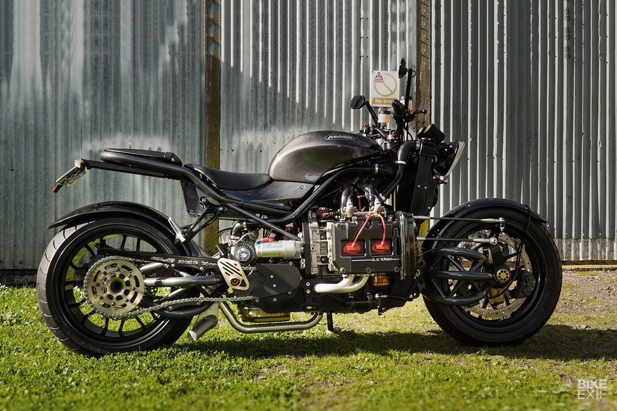 мотоцикл с двигателем от субару фото помощью этой