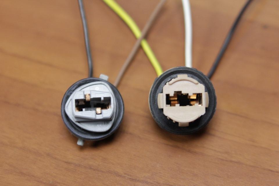 mitsubishi outlander какие лампочки используются в поворотников