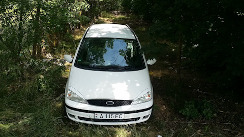 ford galaxy ii клуб