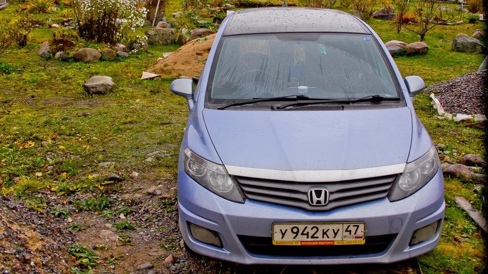 Хонда аирвейв отзывы владельцев с фото