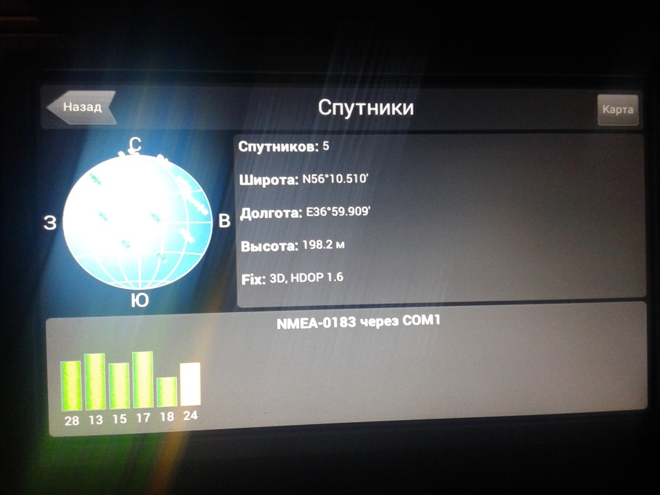 Навител supra программу навигатор на