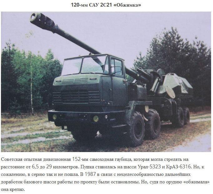 Забавные названия отечественной военной техники