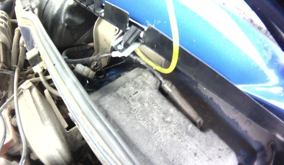 Замена двигателя Хонда Цивик 6 1.6 / 116 л.с. D16B2.