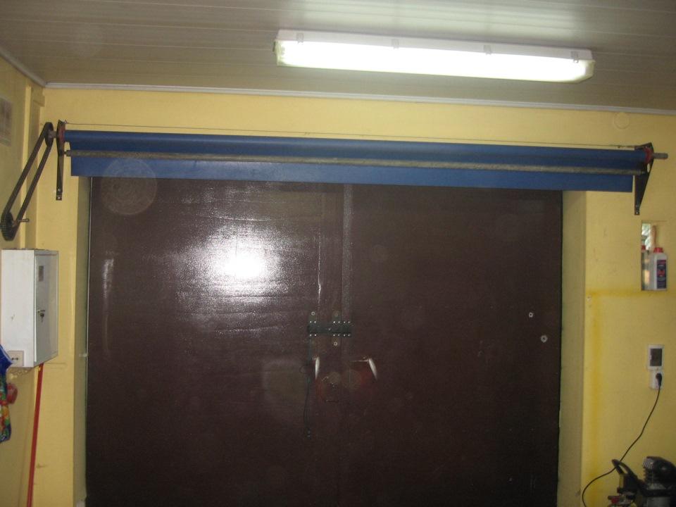 Шторка на ворота в гараж купить в куплю гараж в зеленограде союз