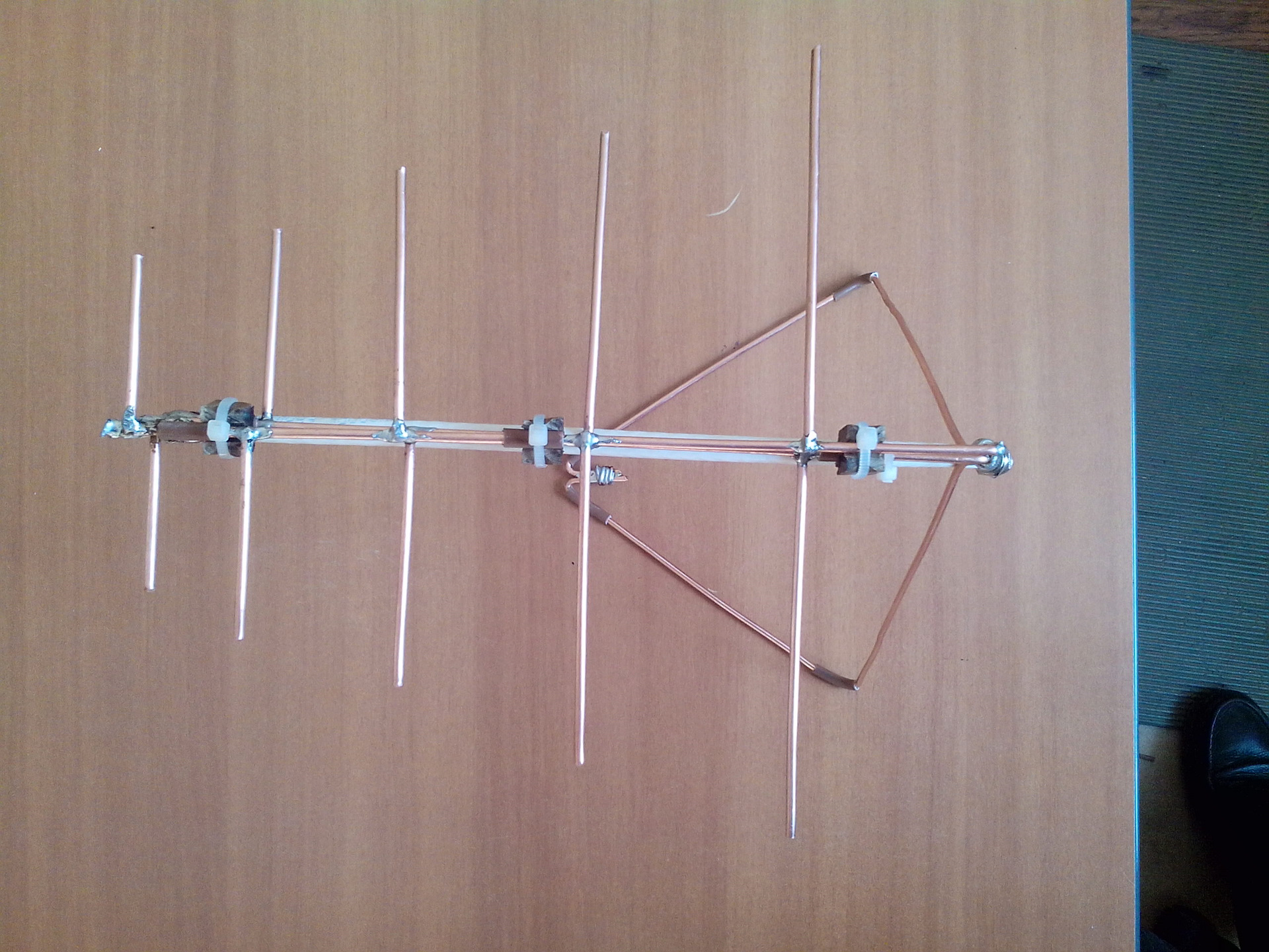 Домашней антенны своими руками 19