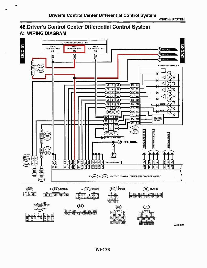 Subaru Wrx Starter Wiring Trusted Diagrams Brat Diagram Dccd Example Electrical U2022 Differential