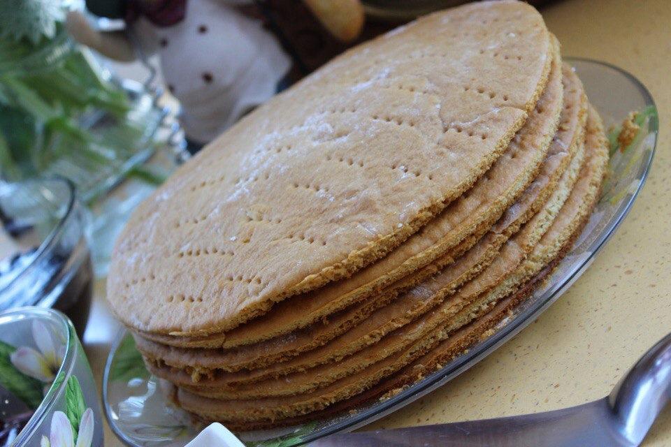 торт чудо медовый рецепт с фото самых сложных