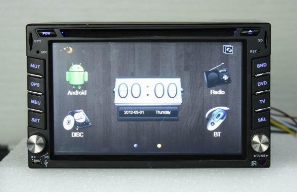 android магнитола peugeot 307