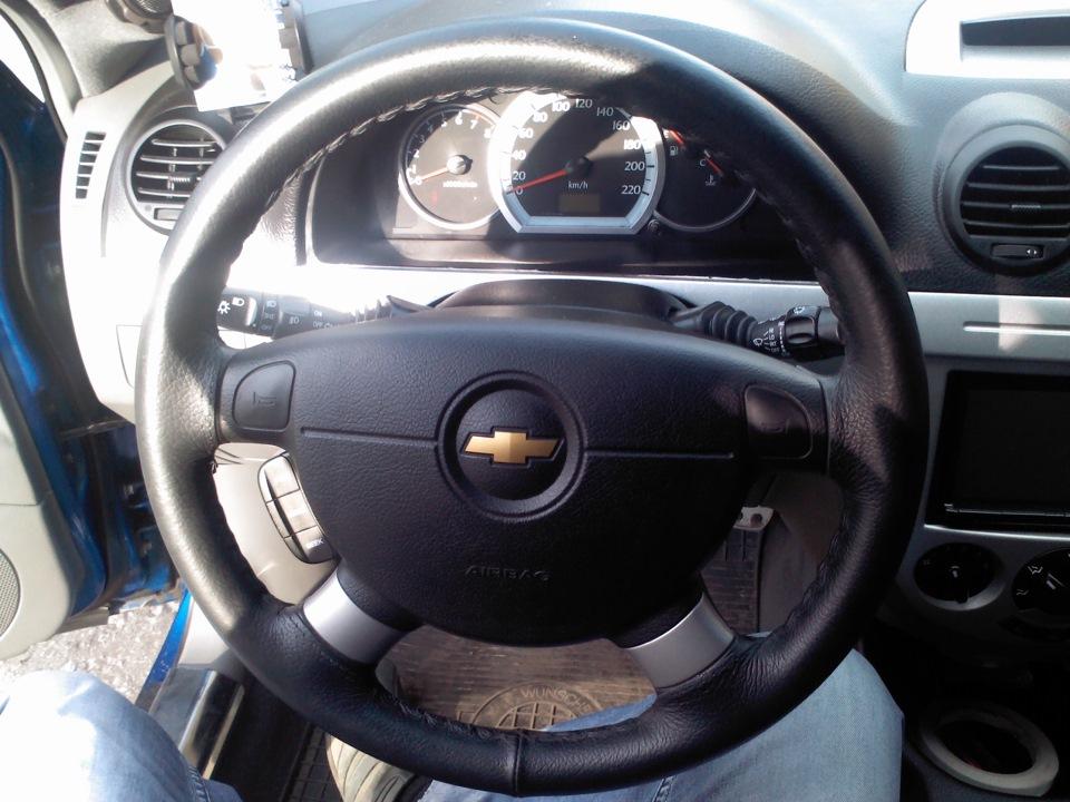 оплётка на руль кожа шнурующиеся chevrolet lacetti