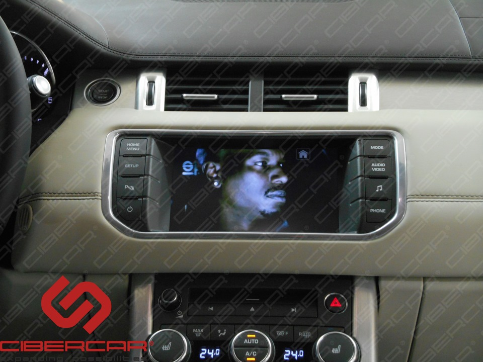 Просмотр видеофильмов с флэш-носителей через медиаплеер андроид-системы. При этом не требуется разблокировка DVD в движении.