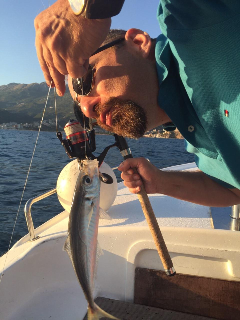 Рыбалка в черногории с берега снасти