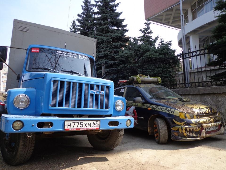 Тюнинг газ 3307