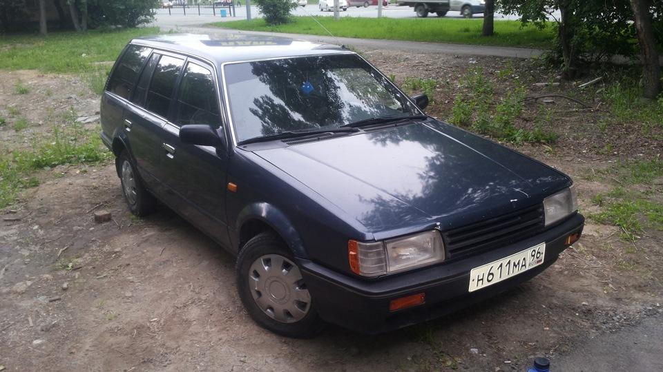 мазда 323 1986 года