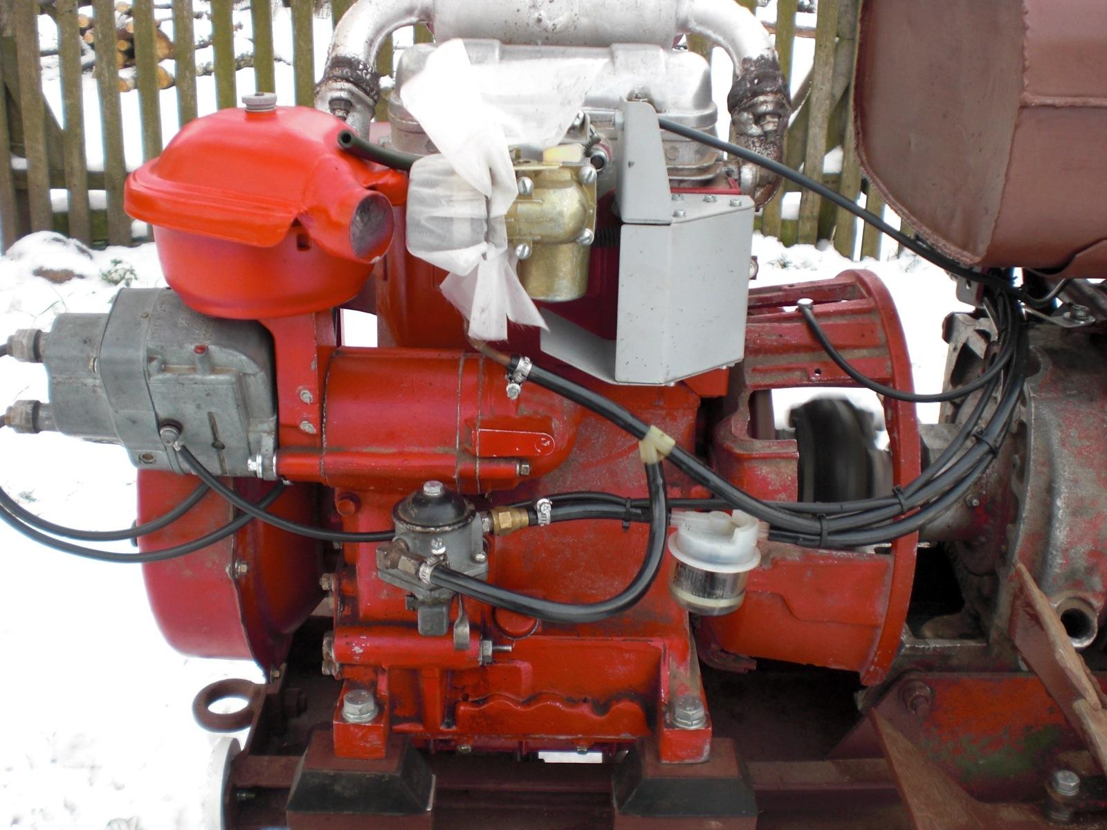 Мини трактор Komodo C700 - Вилочные погрузчики