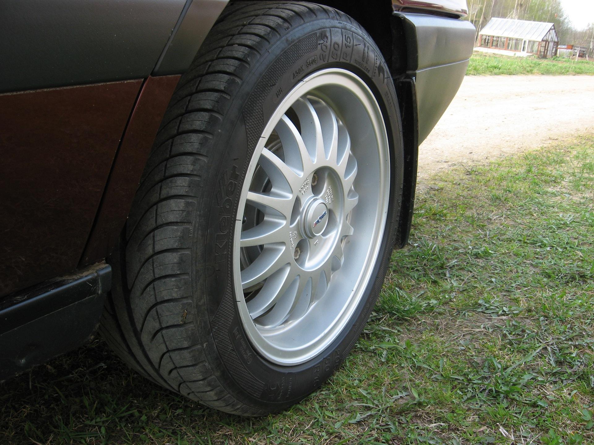 размеры колесных дисков audi 80 b3 4x108