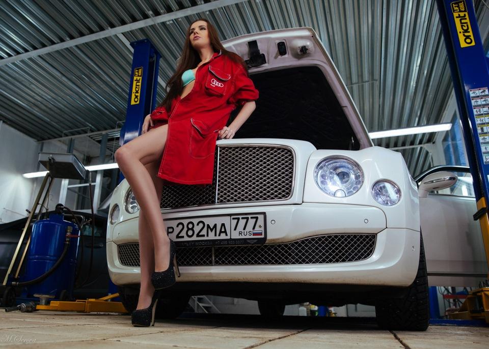 Лучший автомобиля для девушки