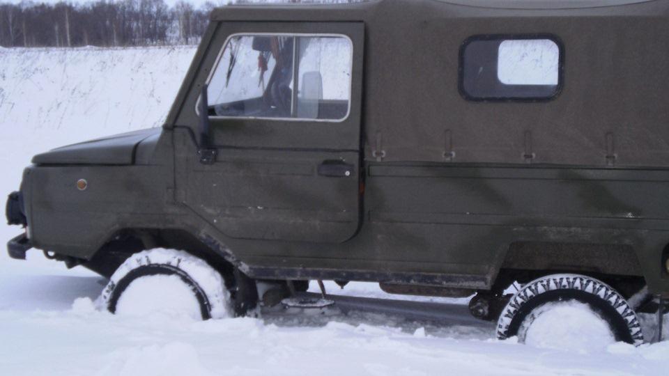ЛуАЗ 969 танк