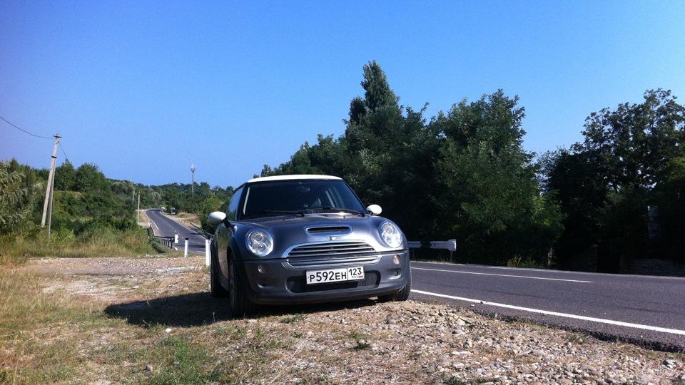 Mini Cooper S Actual Size Drive2