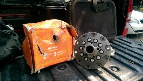 подшипники заднего редуктора для ford ranger