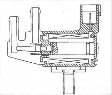 Электроклапан улавливателя паров бензина ниссан альтима