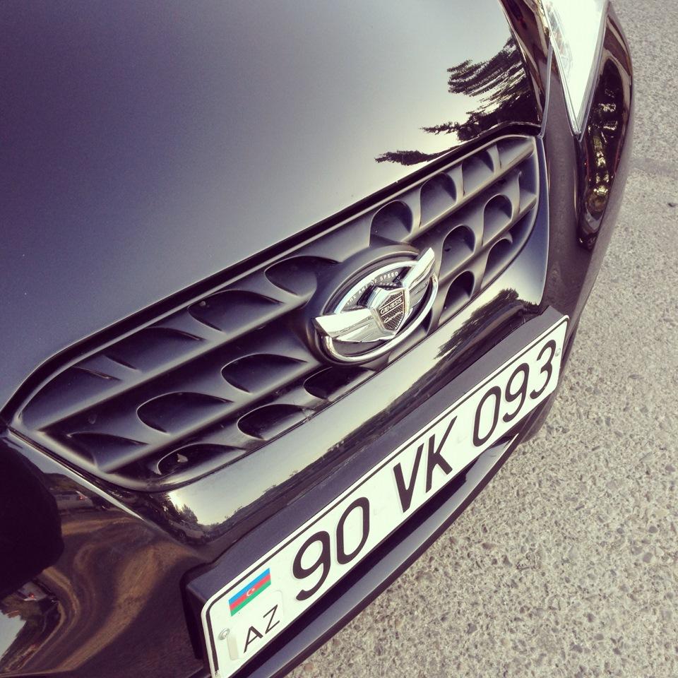 2013 Hyundai Genesis Coupe Head Gasket: бортжурнал
