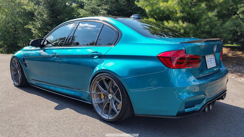 Выбор нового цвета бортжурнал Bmw 4 Series Gran Coupe