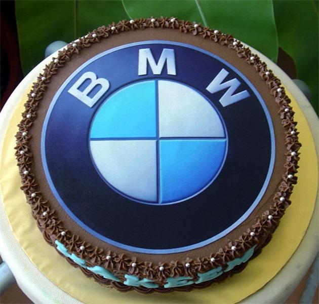 Поздравление с днём рождения с бмв