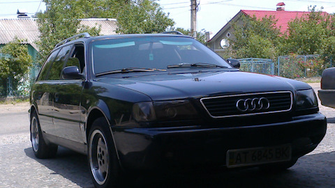 Audi A6 Avant (C4). Отзывы владельцев с фото — DRIVE2.RU: https://www.drive2.ru/r/audi/g4581/