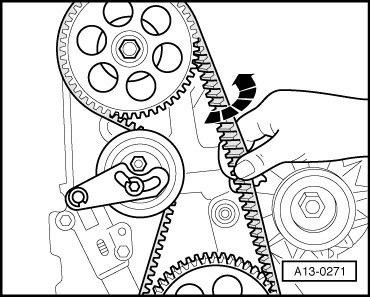 замена ремня грм на audi 100, 2,0 двигатель абк