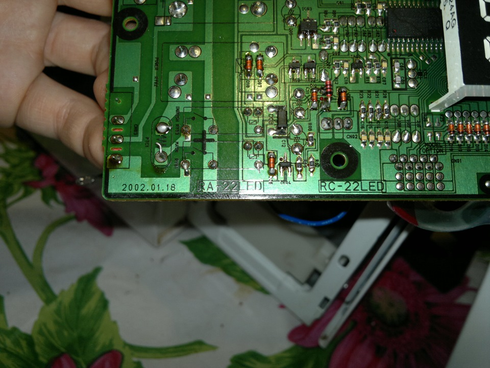 Микроволновка Samsung M1833NR
