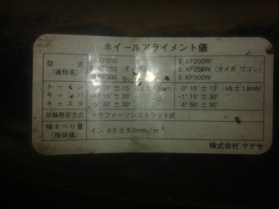 опель омега б в японская