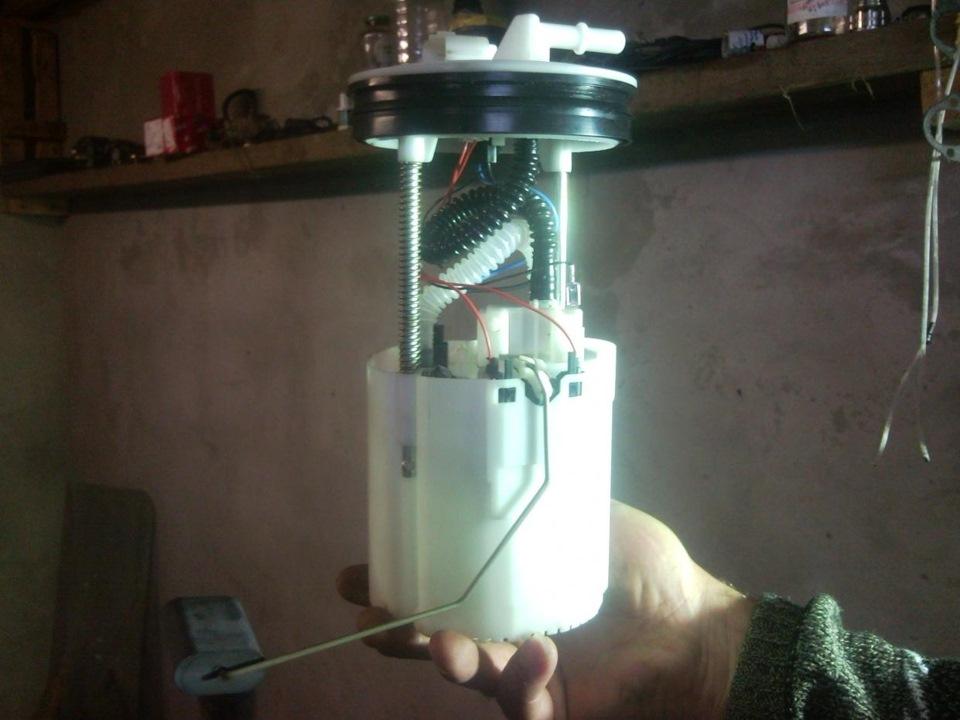 Фото №31 - топливный насос ВАЗ 2110