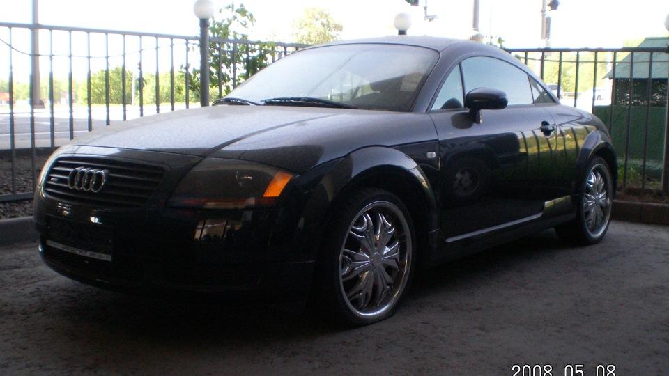 Audi tt turbo 2001