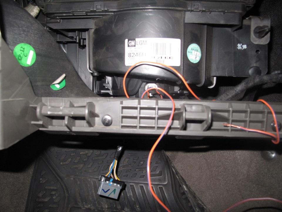 электроника печки не работает chevrolet aveo