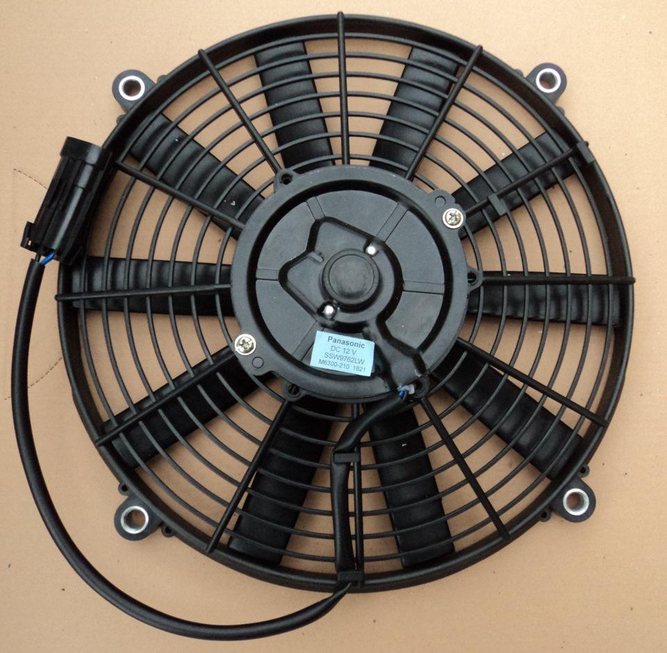 Вентилятор кондиционера Panasonic
